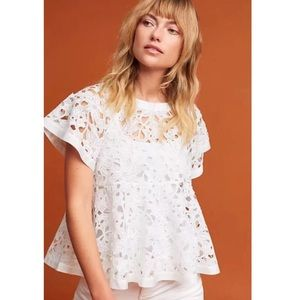 NEW Anthropologie Remy Swing Top